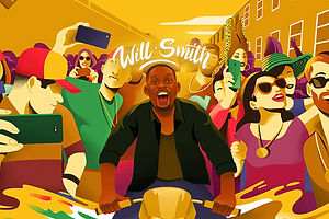 'The Fresh Prince of Bel-Air' Illustrations Celebrate The Beloved Uncle Phil