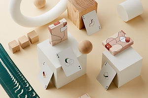 'Balance' Deconstructs Your Standard Deck Of Playing Cards