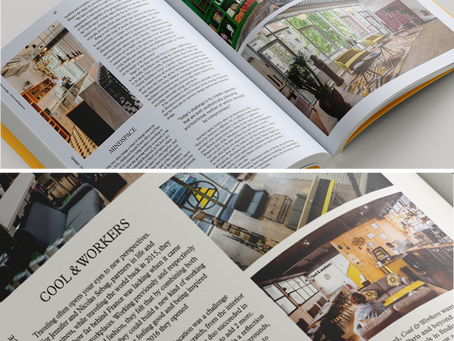 Miss The Office? 'Around The World in 250 Coworking Spaces' Has Got You.