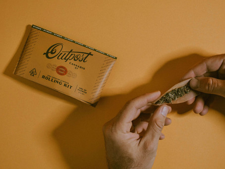 Getting Groovy with Outpost Cannabis Co.'s Finest Jazz Cabbage