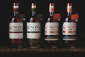 Drink Up With Sonoma Distilling Company's Premium California Whiskey