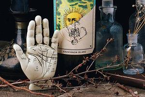 Friend & Foe: A Wine That Reveals Your Future