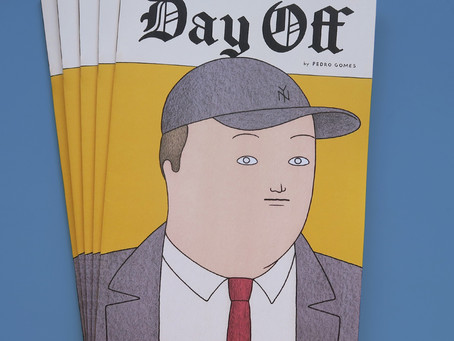 Take A Day Off and Read 'A Day Off'