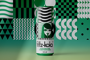 Fritz-Kola Has A Can Worth Dreaming About 