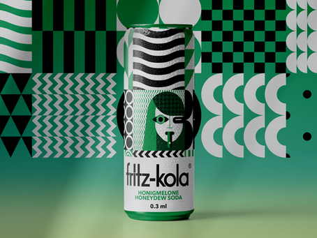 Fritz-Kola Has A Can Worth Dreaming About ​​​​​​​