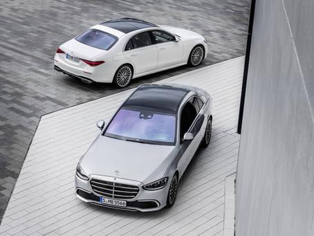 Mercedes Classe S (W223) 2021