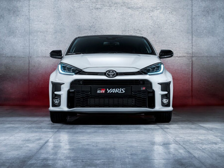 Toyota GR(4) Yaris 2020