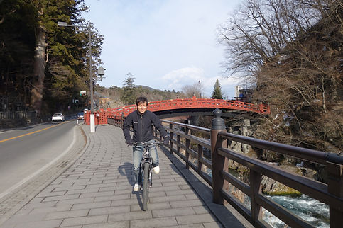 rental bike nikko