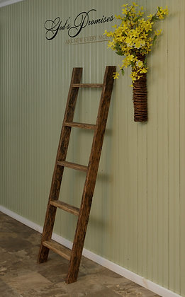 Reclaimed Ladder