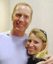 Max Lucado and Dr. Diane Dike, Nonprofit Second Chance with Saving Grace Founder