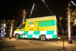 Wellington Free Ambulance Event 50
