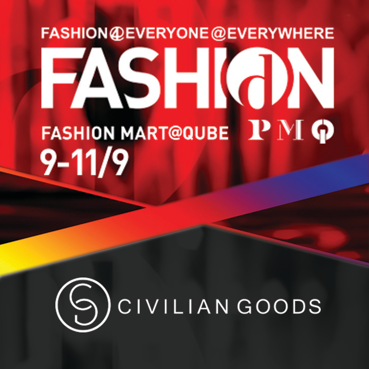 Sept 9-11th 2016: Fashion PMQ