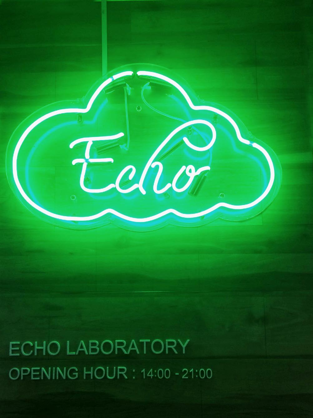 Oct 19th - Retail at Echo Lab