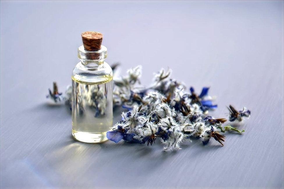 天然香料のナノ化によって、難題だった素材などに浸透が可能です