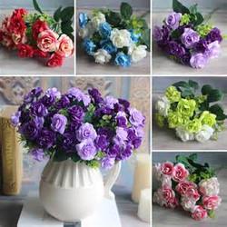 造花に香りと機能を