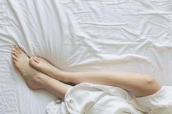 ナノリキッドで足の菌を防ぎ健康美足