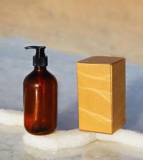 天然香料と銀イオン水成分をナノ化する