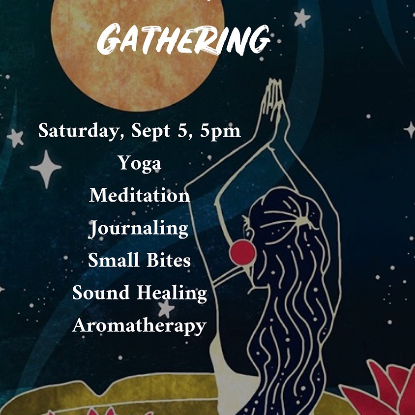 Full Moon Gathering in Pisces