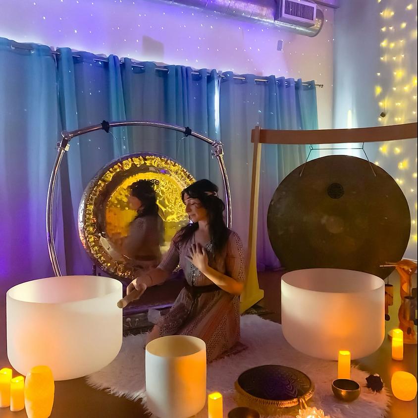 The Art of Sound Bath Savasana