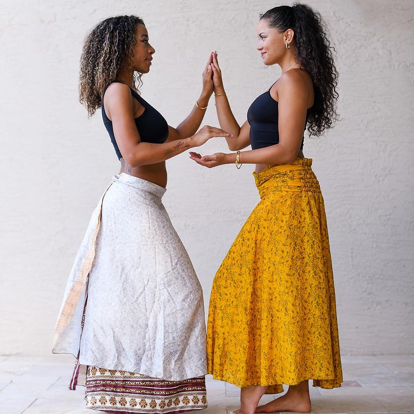 Divine Feminine Movement Ceremony