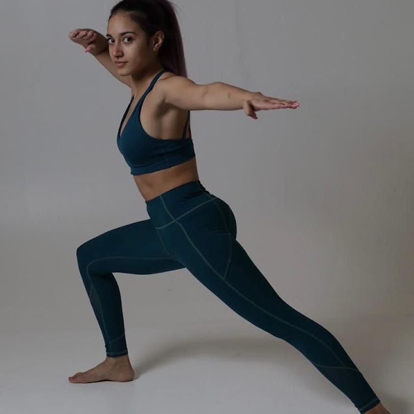 Self Defense / kickboxing with Jewelianna Ramos