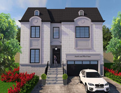 The Modern French 3220 Sq Ft