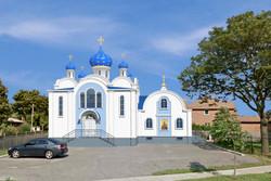The Russian Orthodox Church, Parish of St. Tikhon