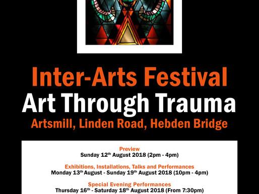 Inter-Arts 'Art Through Trauma' Festival