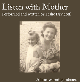Listen with Mother by Leslie Davidoff.