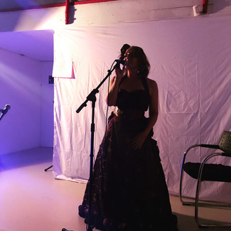 Performance night.