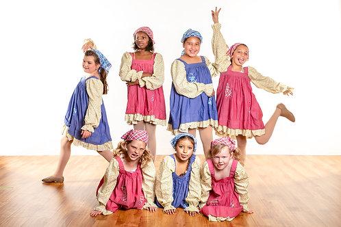 Dance Dayz Recital Jr. Musical Theater