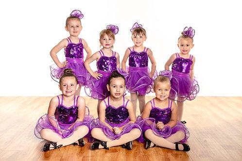 Dance Dayz Recital Princess Ballerinas (SAT)