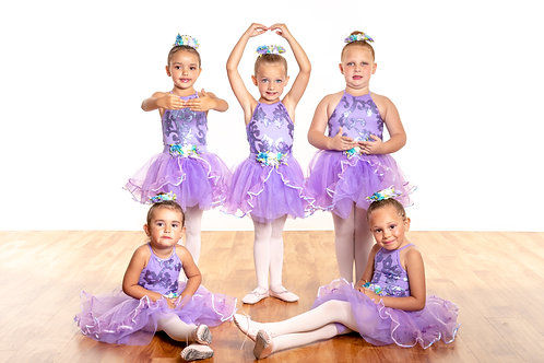 Dance Dayz Recital Princess Ballerinas (FRI)