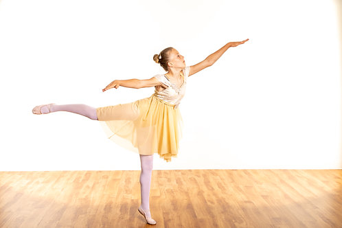 Dance Dayz Recital Ballet Solo