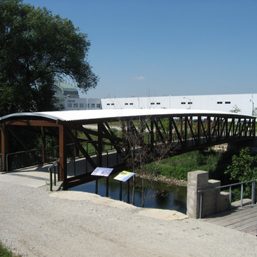 Hank Aaron Trail Bridge