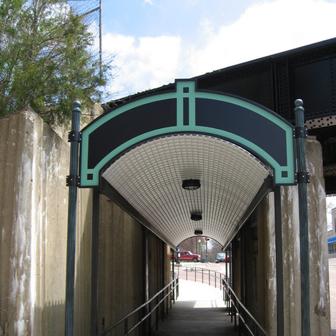 Viaduct Protective Cover