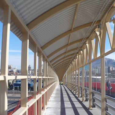 Stanton St. Bridge, El Paso, TX