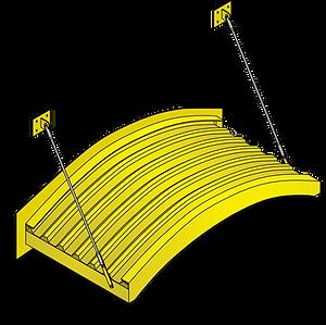 Marquee Imperial Aluminum Canopy - Marqu