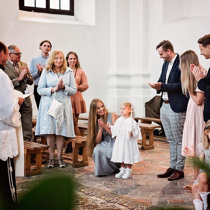 Šarlotės krikštynos
