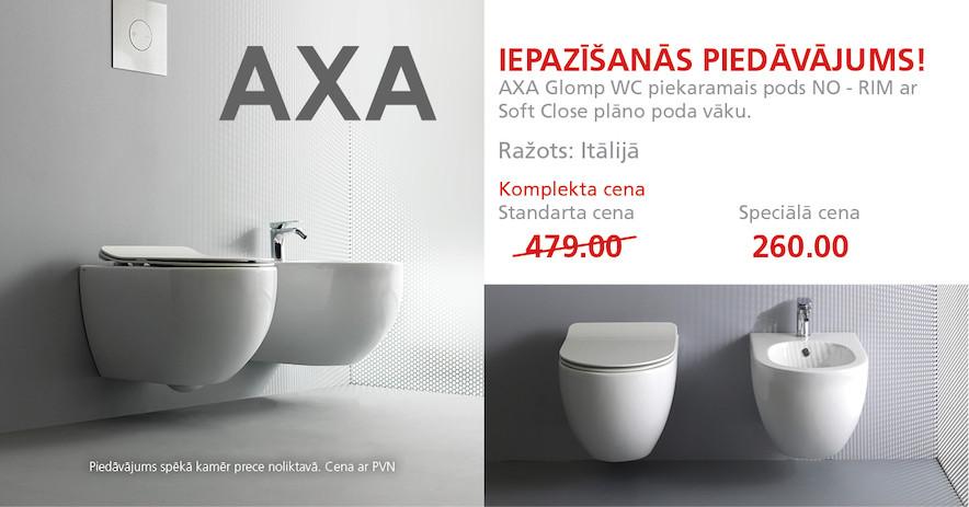 Amirels AXA reklāma