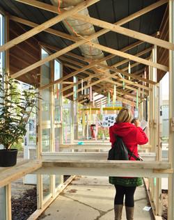 Woonbedrijf paviljoen DDW