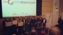 Heijmans ONE wint de 1e prijs in de Innovation Boost-camp van Bouwend Nederland!!