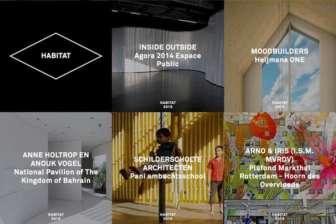 Heijmans ONE genomineerd voor de Dutch Design Awards 2015!