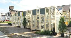 Space-S paviljoen Woonbedrijf