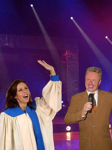David and Singers