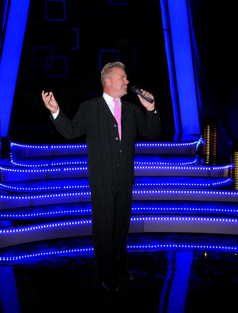 David Hugo stage