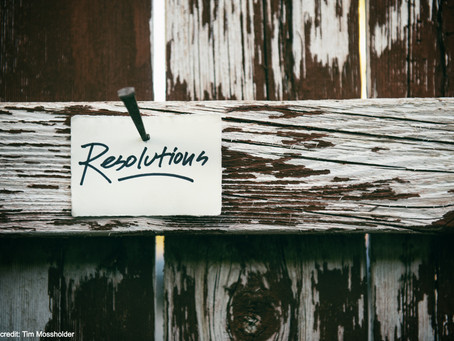 3 Reasons Why New Year's Resolutions are B.S.