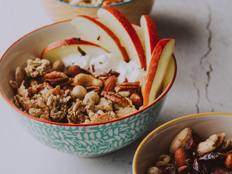 4 Ways to Snack Smarter, Not Smaller