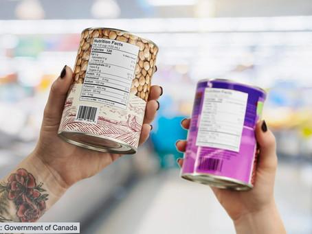Deciphering Nutrition Labels
