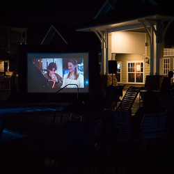 ETR now provides movie night services